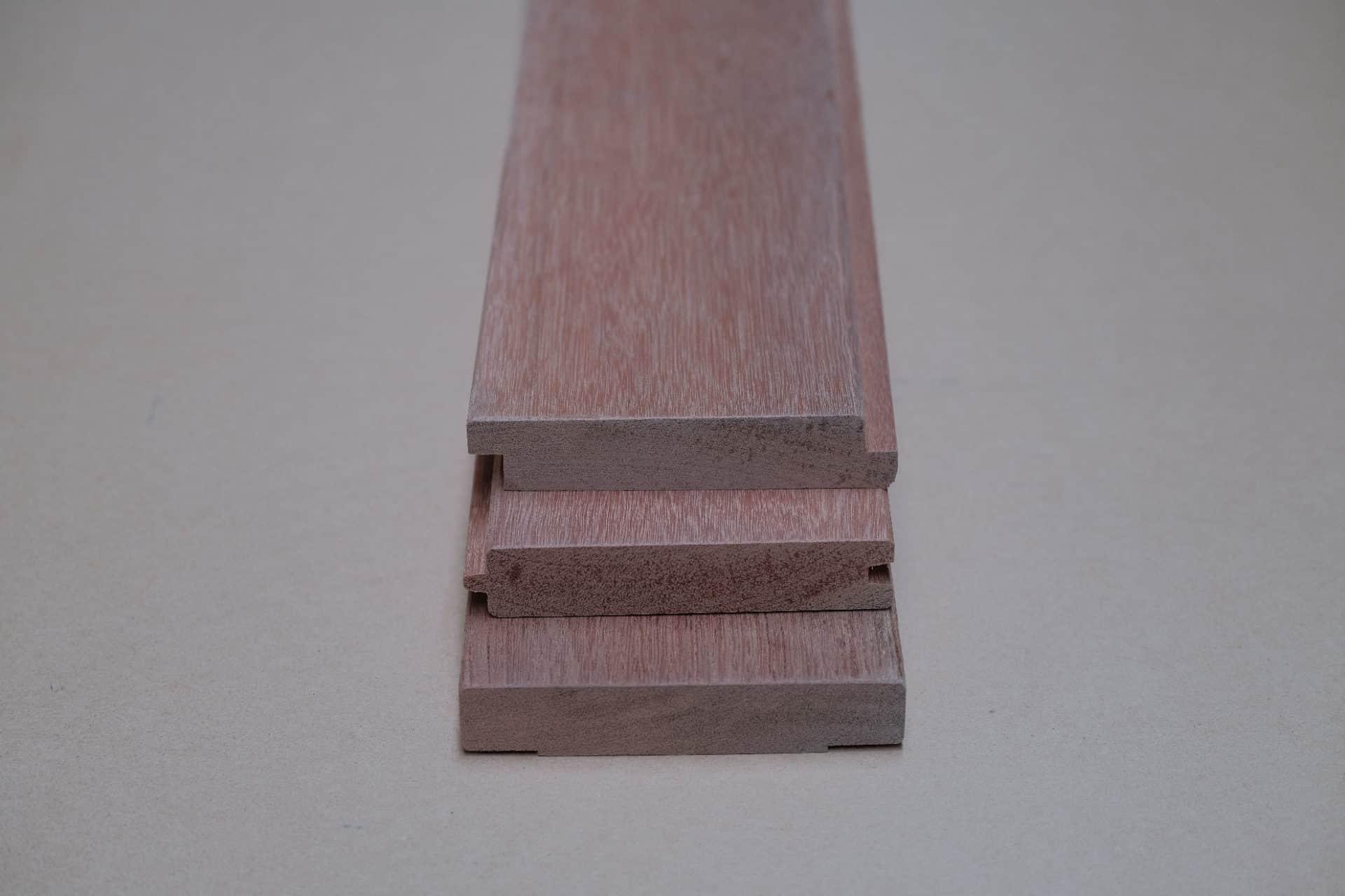 trailervloer houten planken